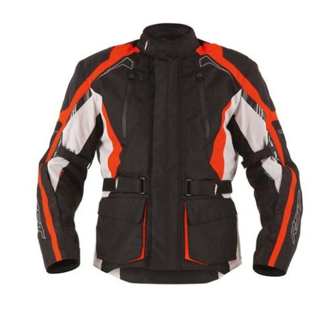 RST Rallye Adventure Jacket Black/Red