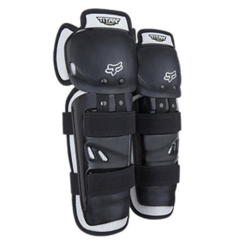 Fox Titan Sport Knee/Shin Guard - MotoHeaven - 1