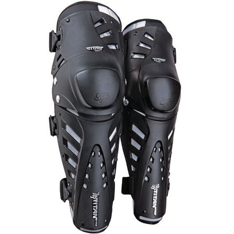 Fox Titan Pro Knee/Shin Guard - MotoHeaven - 1