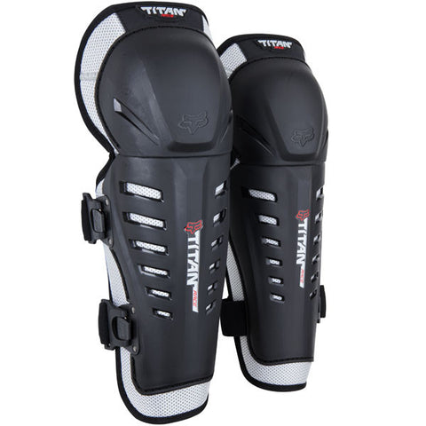 Fox Titan Race Knee/Shin Guard - MotoHeaven