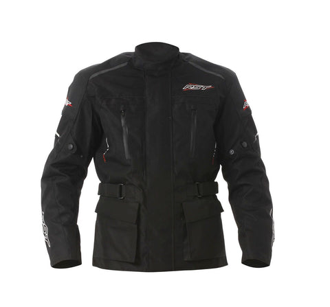 RST Tourmaster II Waterproof Jacket - Black