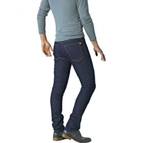 Draggin Jeans Twista Mens - Blue - MotoHeaven