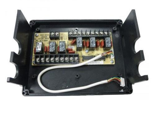 ZONE RELAY BOARD W/ LOW VOLT CABLE HAN62