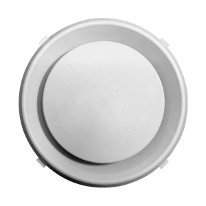 Round Ceiling Diffuser - ABS