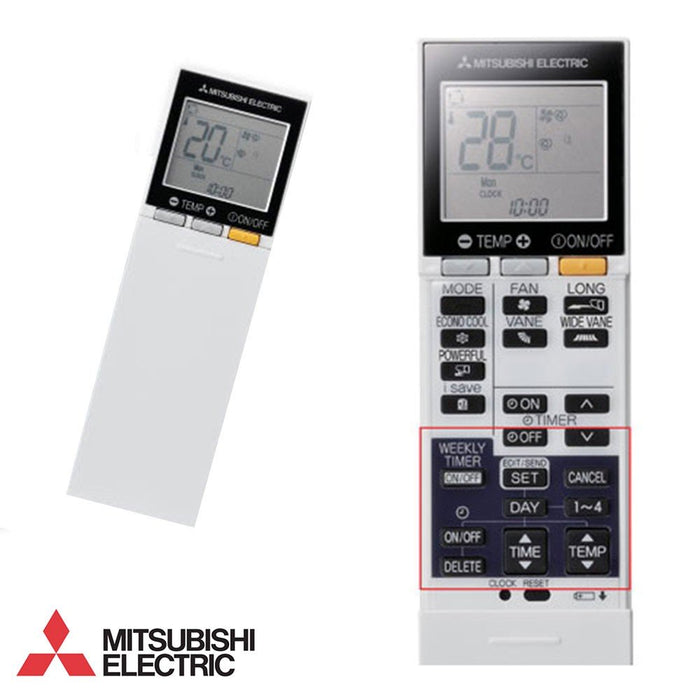 MITSUBISHI ELECTRIC 8.0KW INVERTER SPLIT SYSTEM MSZGE80KIT