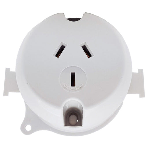 Single Socket Plug Base