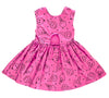 Pink Peony Kids Baby Girl Dress
