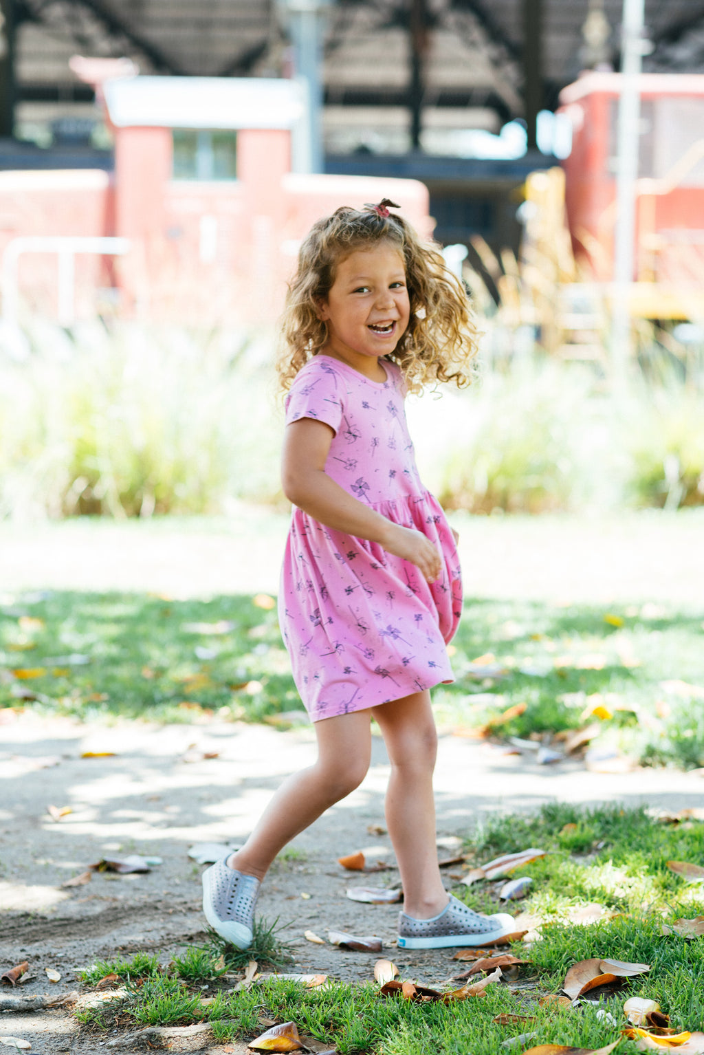 Beautiful Baby Short Sleeve Dress