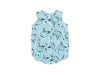Whale Bubble Onesie, Baby Blue
