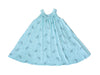 Dragonfly Empress Dress, Baby Blue