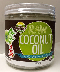 Dignity Coconut Oil