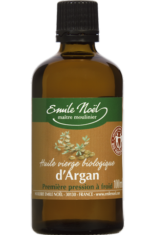 有機冷壓初榨摩洛哥堅果油 Organic Cold-pressed Virgin Argan Oil (100ml)