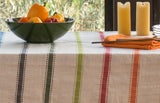 非洲全棉彩虹長方檯布/野餐巾Ethiopian Rainbow Table/Picnic Cloth  (Large)