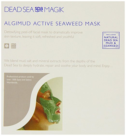 死海礦物泥海藻面膜 Dead Sea Spa Magik Algimud Active Seaweed Mask (25g)