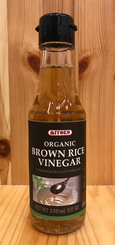 九州有機糙米米醋 Organic Brown Rice Vinegar (150ml)