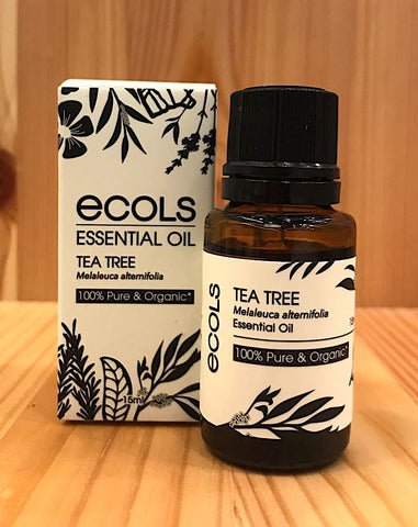 茶樹天然純精油 Ecols 100% Tea Tree Essential Oil (10ml)