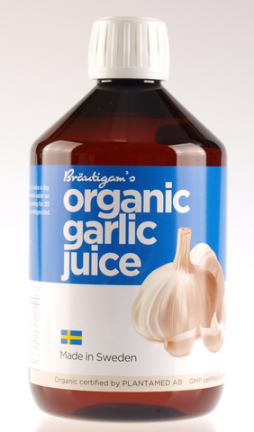 瑞典有機大蒜液 Brautigam's Organic Garlic Juice (500ml)