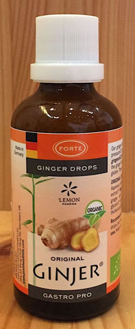 德國有機薑液 Ginjer Forte Ginger Drops (50ml)
