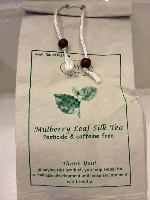 尼泊爾桑葉茶 (25茶包) Mulberry Leaf Tea (25 Tea Bags) 50g