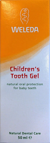 兒童牙膏 Weleda Children's Tooth Gel (50ml)