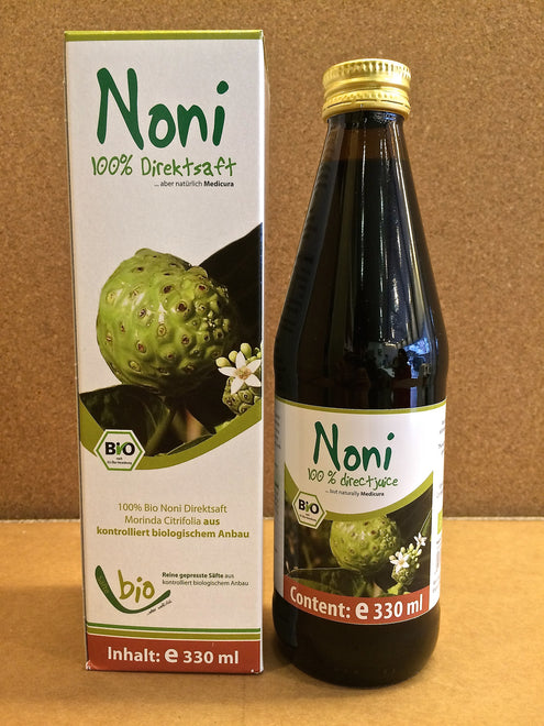 全天然有機諾麗汁 Organic 100% Noni Juice (330ml)