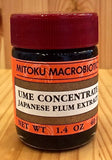 日本 Mitoku 梅精 Mitoku Macrobiotic Ume (Plum) Concentrate 40g