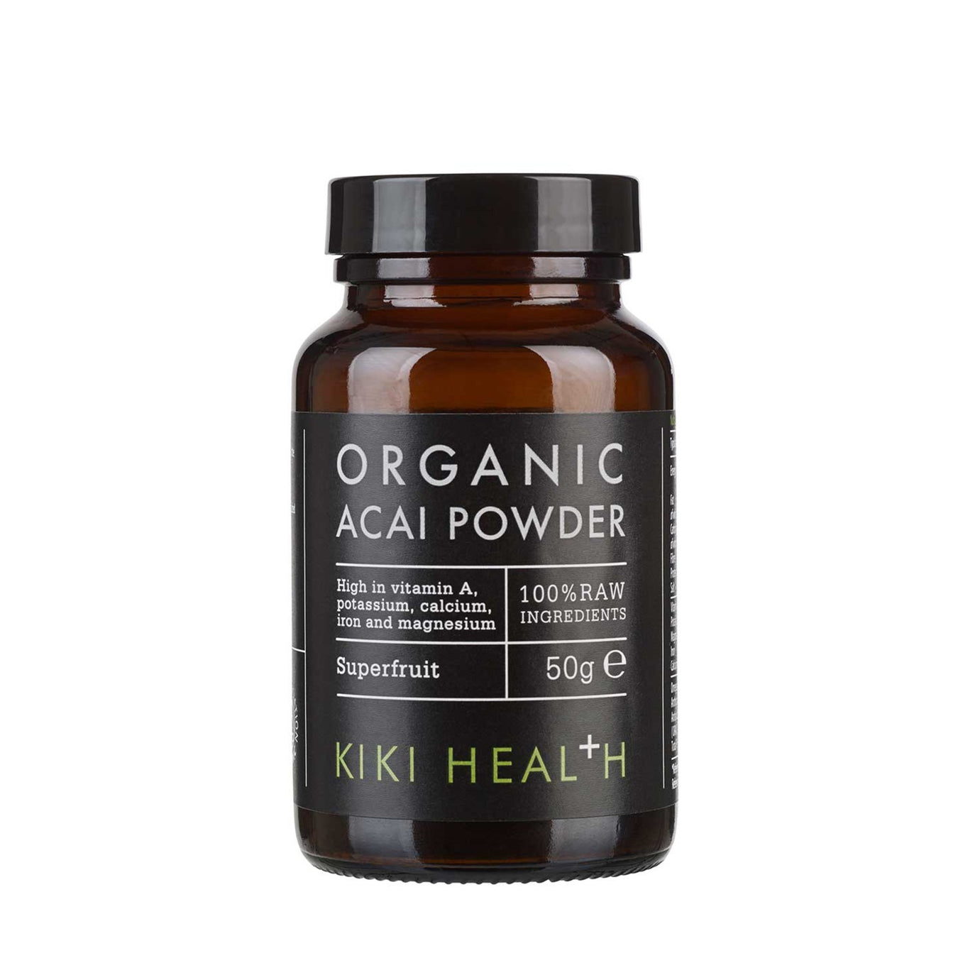 有機巴西莓粉 Kiki Health Organic Acai Powder (50g)