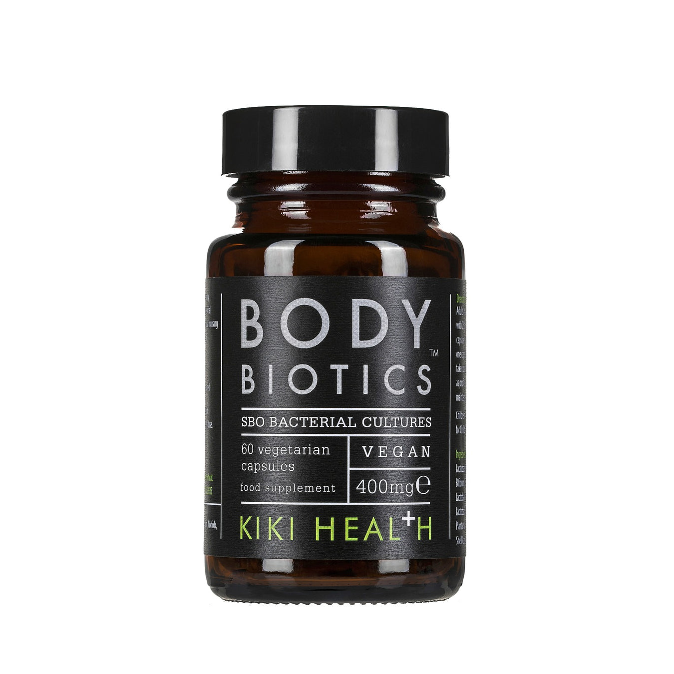 土壤配方益生菌 Kiki Health Body Biotics (60 capsules)