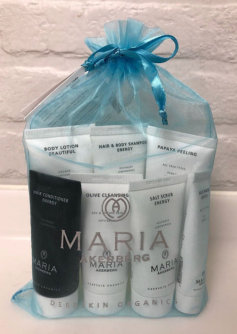 瑞典瑪麗亞旅行套裝 Maria Akerberg Spa Travel Kit