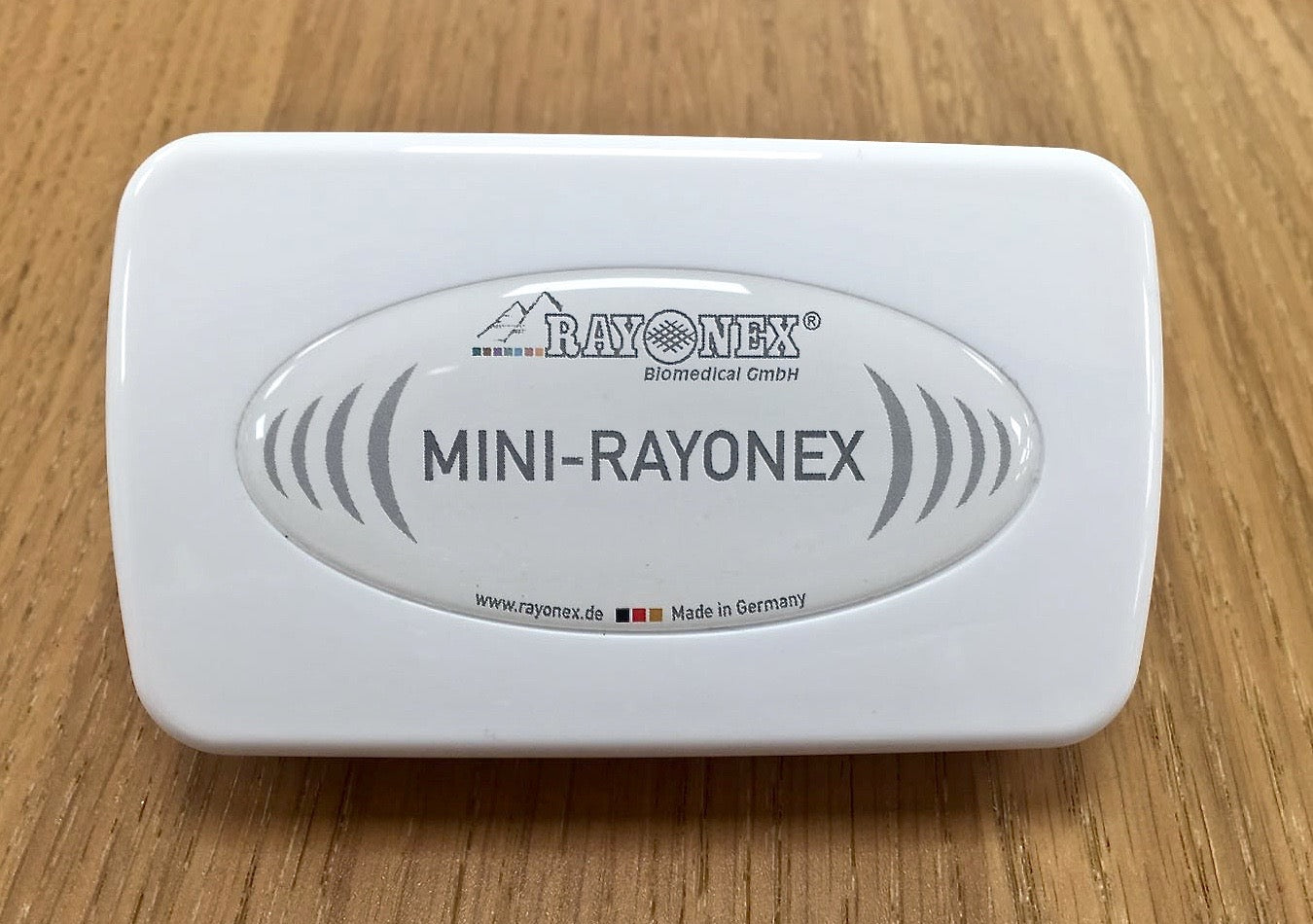 迷你We能量 Mini-Rayonex (for energy, calmness and wound healing)