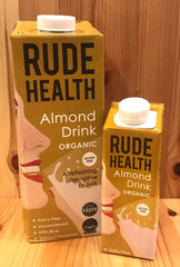 迷你有機杏仁米奶 Rude Health Mini Organic Almond Rice Drink (250ml)