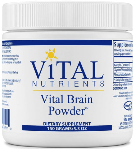 補腦營養粉 Vital Nutrients Vital Brain Powder (150g)