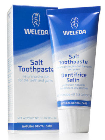 海鹽牙膏 Weleda Sea Salt Tooth Gel (75ml)