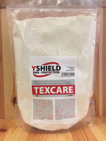 電磁波屏蔽布匹洗滌粉 Texcare Detergent for Shielding Fabric (1kg)