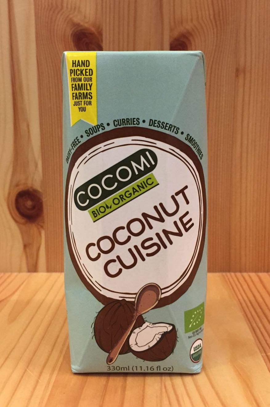 有機天然椰子奶 Cocomi Organic Coconut Milk (330ml)