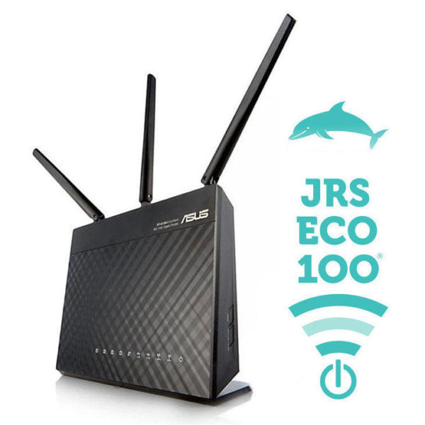 備用式智能Wi-Fi路由器 JRS Eco 100 D2 On-Demand Wifi Router