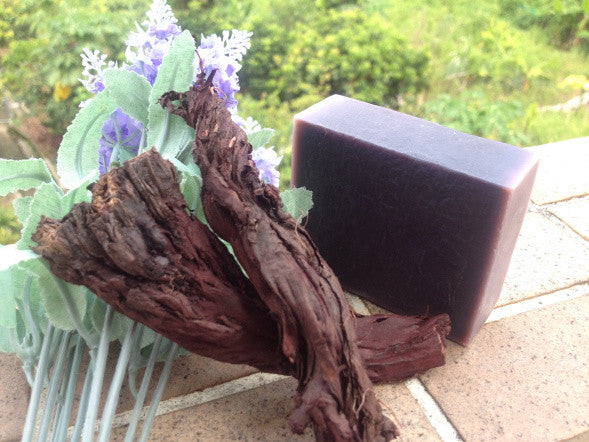 樹懶天然手工皂 - 紫草皂 Tree Sloth All-natural Handmade Soap (Comfrey)