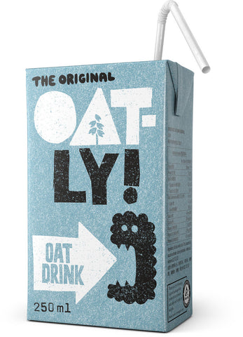 瑞典燕麥奶 (細) Oatly Oat Drink Junior (250ml)