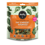 羽衣甘藍芝士味脆片Healthy Crunch Kale Chips Cheese Flavour (35g)