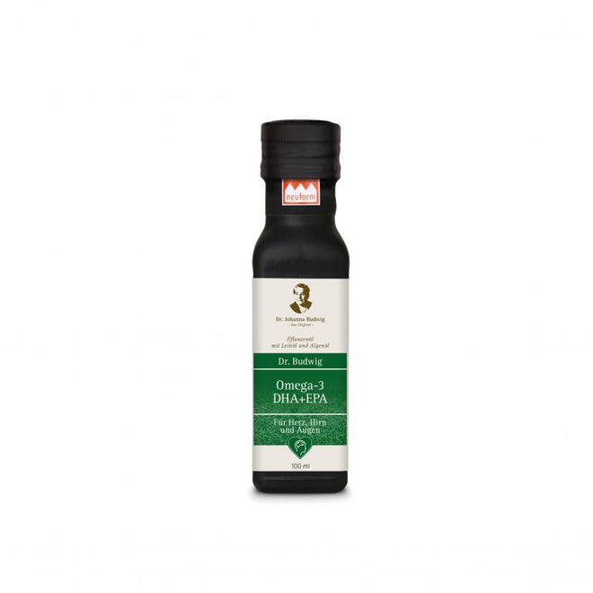布緯博士全面奧米加三油 Dr Budwig Omega-3 DHA+EPA Oil Pure (100ml)