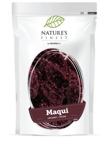 有機馬基莓粉 Nature's Finest Organic Maqui Powder (125g)