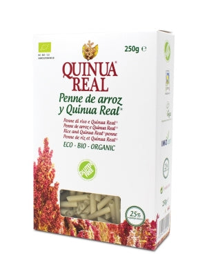 Quinua Real 有機米藜麥通心粉 Organic Rice and Quinoa Penne (250g)
