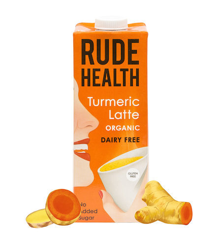 黃薑米奶 Rude Health Turmeric Latte (1L)