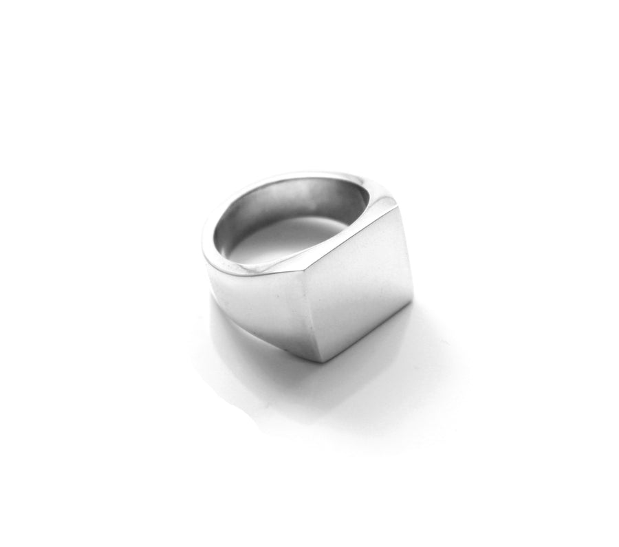Flat Top Ring-Square