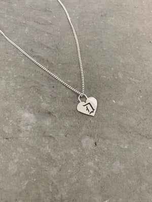 """Locked in Love"" Necklace"