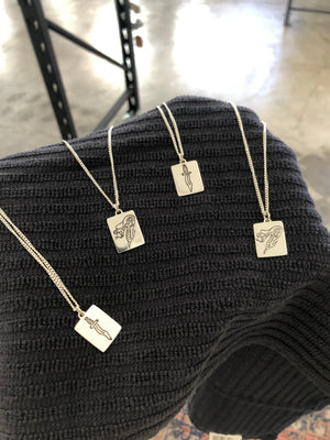 Artist Series Necklace