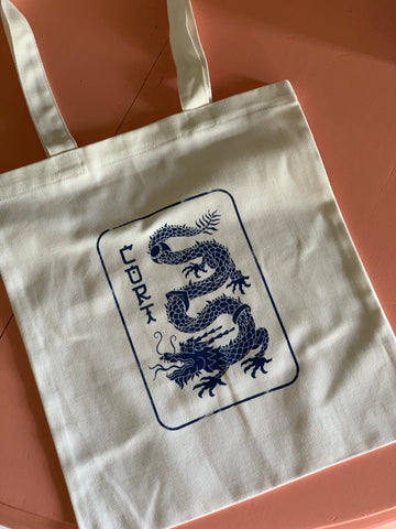 Lucky Dragon Tote