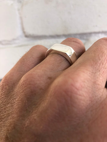 Old Fashioned Signet Ring