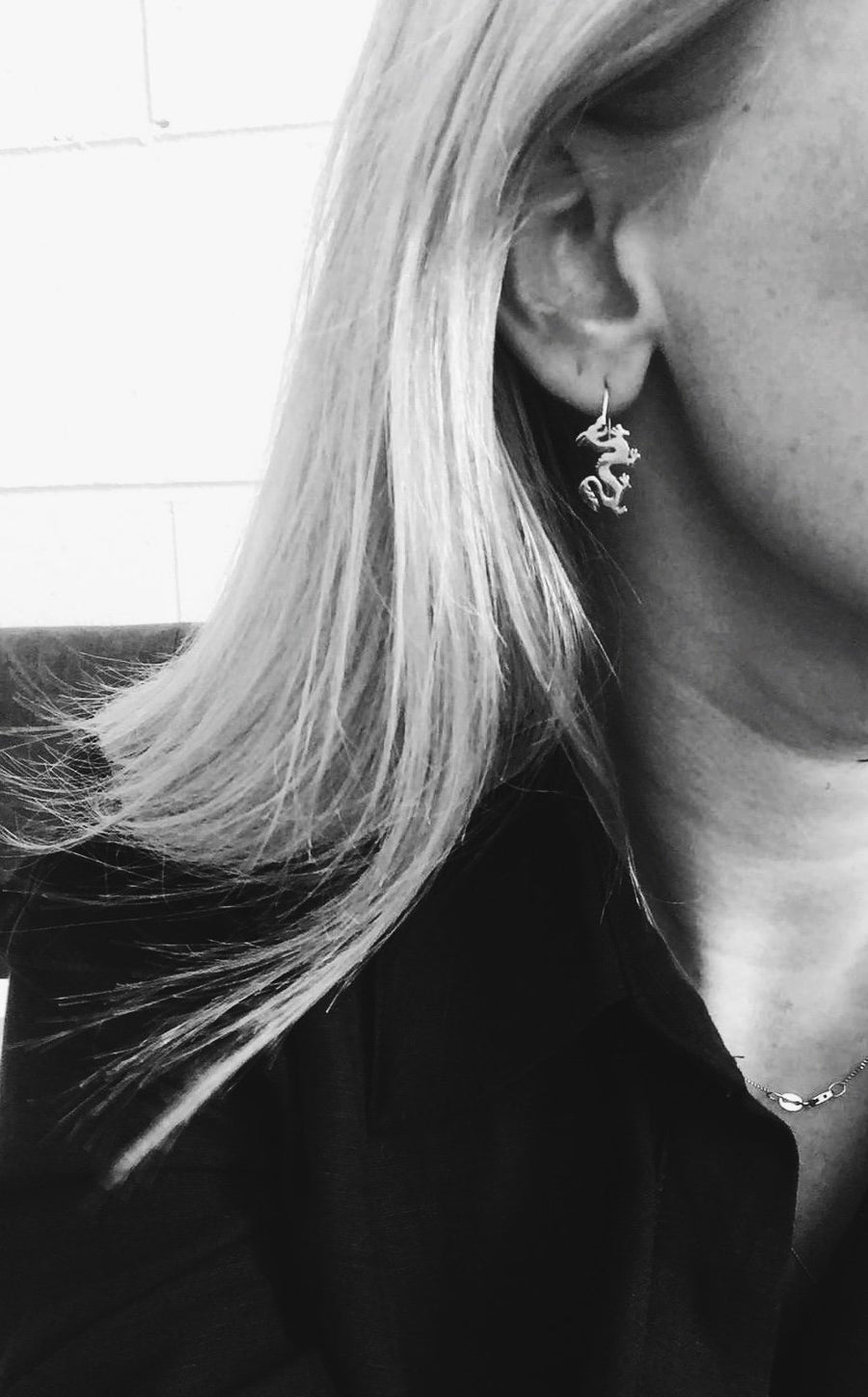 Lucky Dragon Earrings