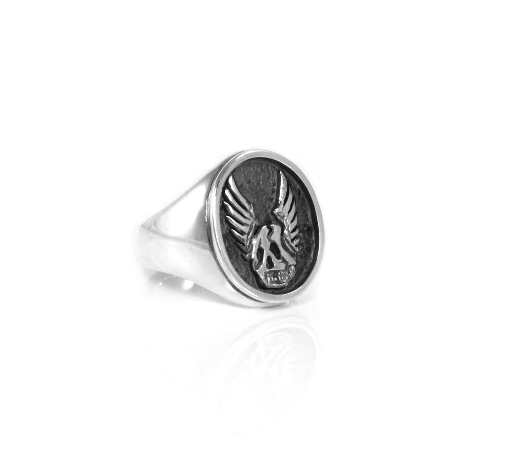 'Total Immortal' Signet Ring